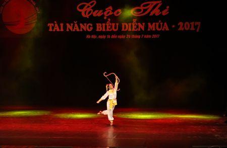 55 thi sinh tham du thi 'Tai nang bieu dien Mua – 2017' - Anh 2