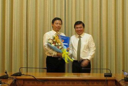 Ong Duong Anh Duc giu chuc Giam doc So TT&TT TP.HCM - Anh 1