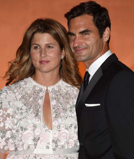 Federer lich lam cung vo du tiec vinh danh nha vo dich - Anh 2