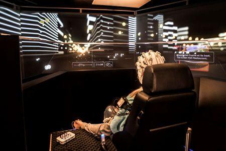 25 gio trong phong kiem tra xe tu lai cua Audi - Anh 6