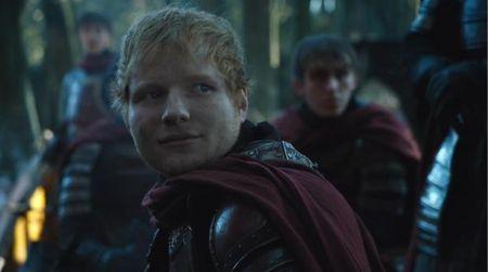 Ed Sheeran khoe giong hat cuu ca tap dau 'Game of Thrones' mua 7 - Anh 1
