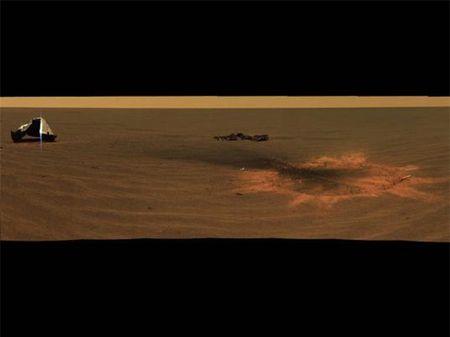 20 nam tham hiem sao Hoa cua NASA - Anh 1