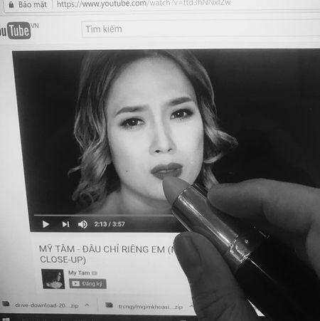 My Tam bi che anh hai huoc du khoc nuc no trong MV moi - Anh 5
