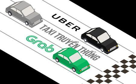 Grab, Uber chiu muc thue khac taxi truyen thong nhu the nao? - Anh 3