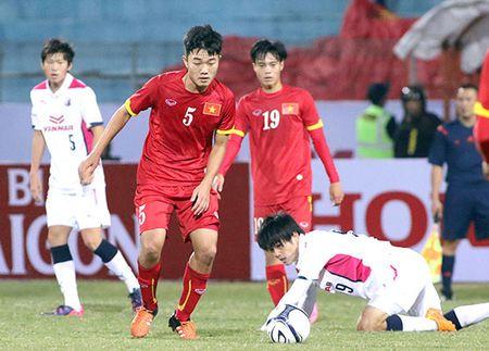 Co hoi nao cho U22 Viet Nam tai vong loai giai U23 chau A 2018? - Anh 1