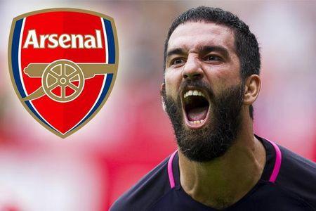 NONG: Arsenal chu y, Arda Turan bo tap - Anh 1