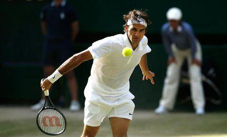 Trac nghiem the thao: Vua Federer & thanh dia Wimbledon - Anh 13
