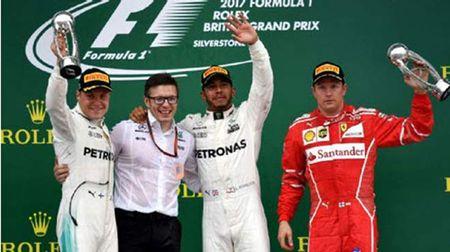 Dua xe F1, British GP: Suc manh tuyet doi, khong the can pha - Anh 1