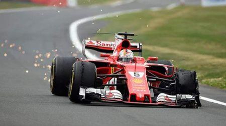 Dua xe F1, British GP: Suc manh tuyet doi, khong the can pha - Anh 3