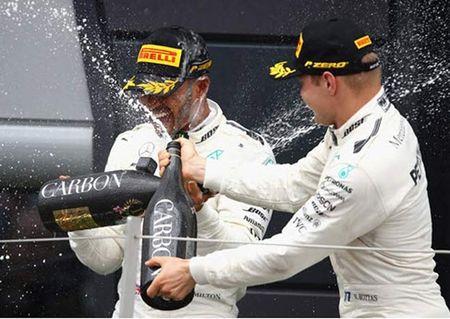Dua xe F1, British GP: Suc manh tuyet doi, khong the can pha - Anh 4