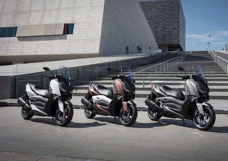 Xe ga Yamaha X-Max 400 'chot gia' 163 trieu dong - Anh 10