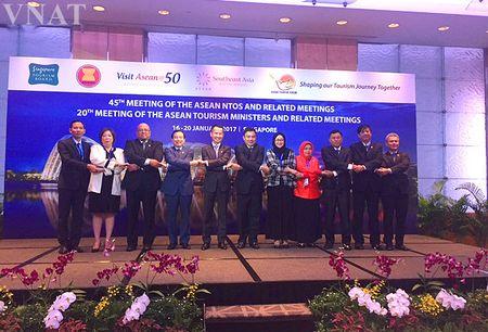 Sap dien ra phien hop cua co quan du lich quoc gia ASEAN lan thu 46 - Anh 1
