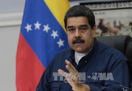 Tong thong Venezuela khang dinh se trieu tap Quoc hoi lap hien - Anh 1