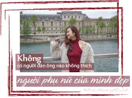 """Nang dau duoc me chong lien tuc tang vay ao, di den dau la """"sang trung"""" o do - Anh 4"""