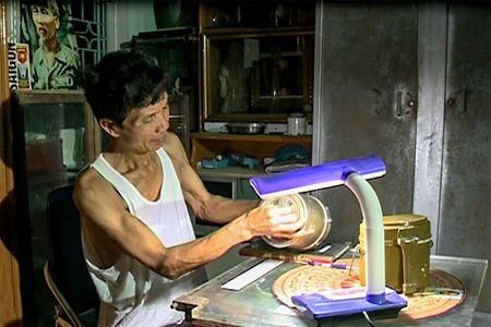 Nguoi nang long voi nhung ky vat chien tranh - Anh 1