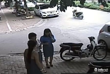 Vu do xe tai tieng: Lanh dao quan Thanh Xuan khang dinh khong bao che can bo - Anh 1