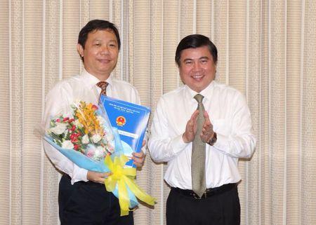 Ong Duong Anh Duc nham chuc Giam doc So TT&TT TP.HCM - Anh 1