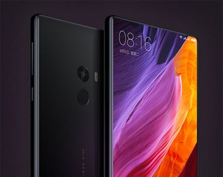 Smartphone Xiaomi se dung man hinh OLED 6 inch - Anh 1