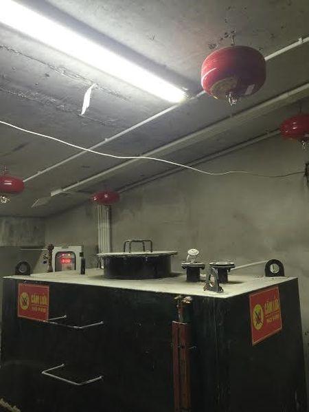 Du an Somerset West Point Hanoi: Bat chap lenh cam van dua vao hoat dong khi chua dam bao PCCC - Anh 2