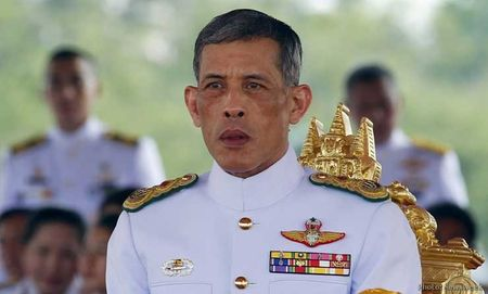 Vua Thai Lan duoc trao quyen kiem soat toan bo tai san - Anh 1