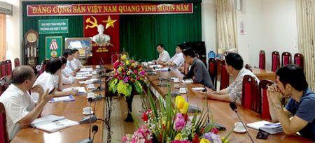 Dai hoc Y - Duoc Thai Nguyen: Lum xum trong van de dao tao tien si - Anh 1