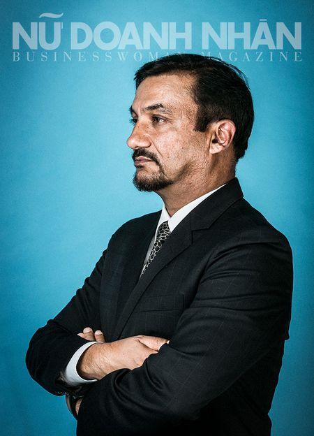 TGD Suntory PepsiCo VN, Uday Shankar Sinha: Ban nang cua phu nu la cong hien cho cai dep - Anh 3