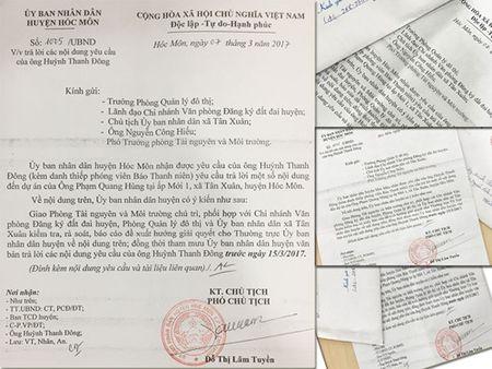 Ghi nhan roi de do, khong tra loi nguoi dan, ban doc - Anh 2