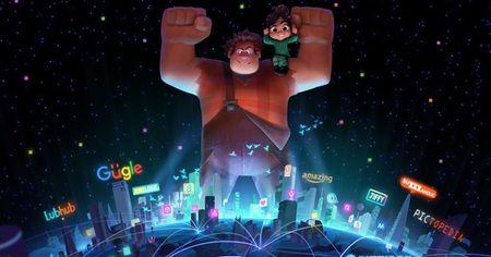 Wreck-it-Ralph 2 quy tu toan bo dan cong chua Disney - Anh 1