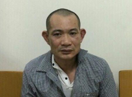 Cong an thong tin ve nghi pham dam o be gai 15 tuoi - Anh 1