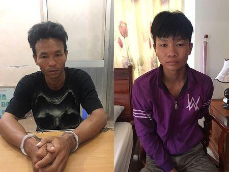Bat 2 nghi can troi chet nguoi o Binh Chanh - Anh 1