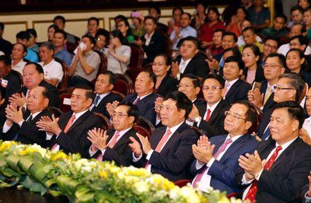 Khai mac Nhung ngay van hoa du lich Lao tai Viet Nam - Anh 1