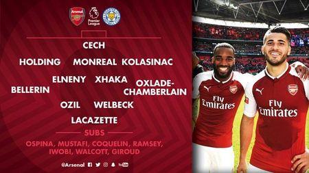 Lacazette tro thanh 'niem hy vong vang' cua CDV Arsenal - Anh 8