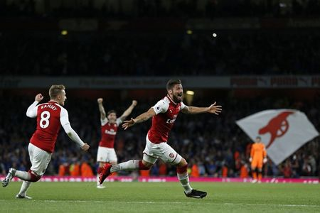 Arsenal 4-3 Leicester: Dau an tien dao - Anh 10