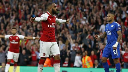 Arsenal 4-3 Leicester: Dau an tien dao - Anh 2
