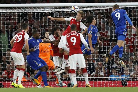 Arsenal 4-3 Leicester: Dau an tien dao - Anh 8