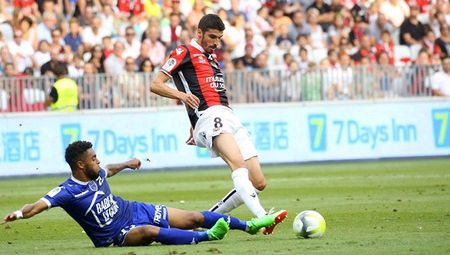 Nice 1-2 Troyes: That vong tot do! - Anh 8