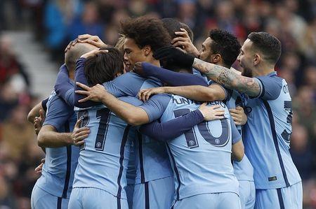 Brighton vs Man City: Ban chon keo nao? - Anh 1