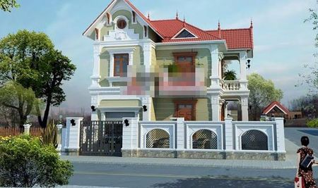 10 mau biet thu 2 tang hut khach nhat nam 2017 - Anh 3