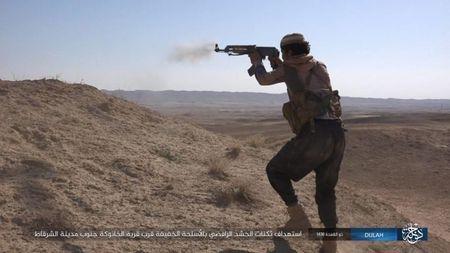 Phien quan IS dot kich, sat hai dan quan Iraq - Anh 11