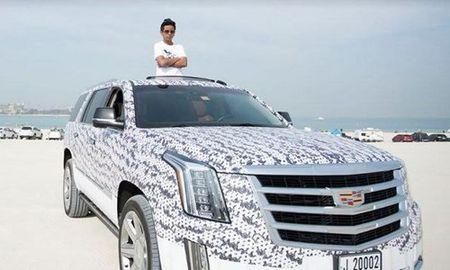 Phat soc voi cuoc song xa hoa cua thieu gia Dubai 15 tuoi - Anh 7