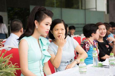 'Co gai vang' cua Hoa hau Viet Nam xinh dep lam Dai su xanh - Anh 4