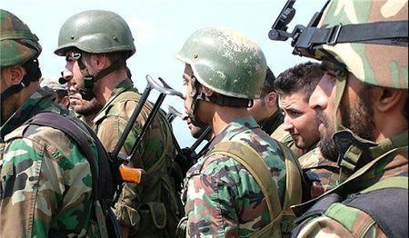 Quan doi Syria tan cong IS, giai phong khu vuc trong yeu o tinh Sweida - Anh 1