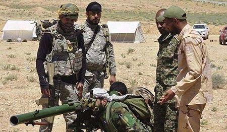 Quan doi Syria tan cong IS, giai phong khu vuc trong yeu o tinh Sweida - Anh 3