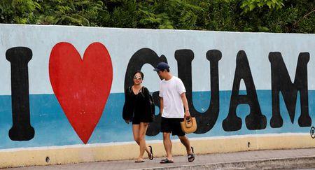 Chinh quyen Guam bat ngo huong dan khan cap cach ton tai trong tan cong hat nhan - Anh 1