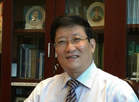 Pho Giao su Mai Sy Tuan giai thich 4 khai niem tich hop trong chuong trinh moi - Anh 1
