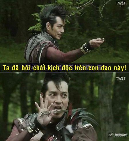 Nhung cau thoai ngo ngan trong phim co trang Trung Quoc - Anh 1
