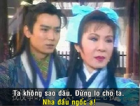 Nhung cau thoai ngo ngan trong phim co trang Trung Quoc - Anh 2