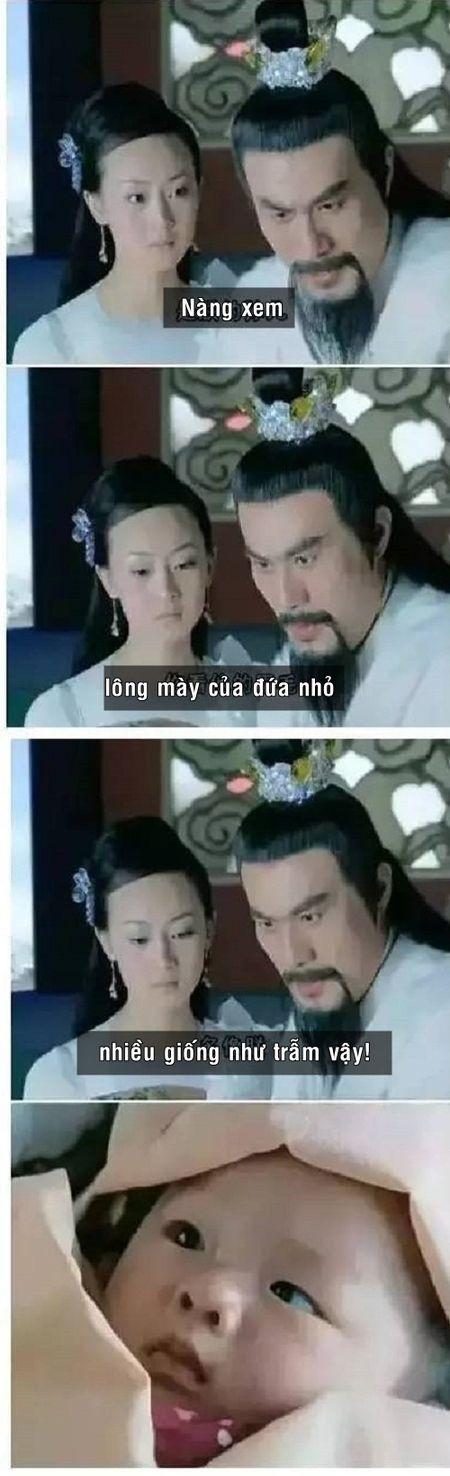 Nhung cau thoai ngo ngan trong phim co trang Trung Quoc - Anh 3