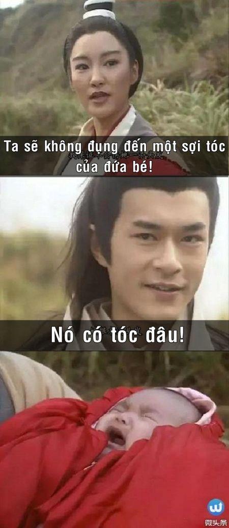 Nhung cau thoai ngo ngan trong phim co trang Trung Quoc - Anh 4