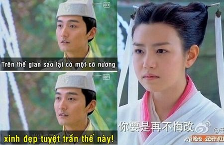 Nhung cau thoai ngo ngan trong phim co trang Trung Quoc - Anh 6
